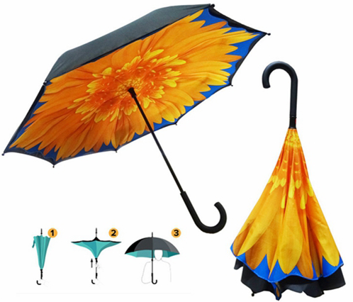 Aktion!! Unsere Regenschirme müssen raus!!