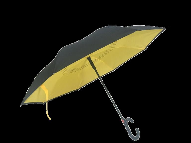 Regenschirm inside out