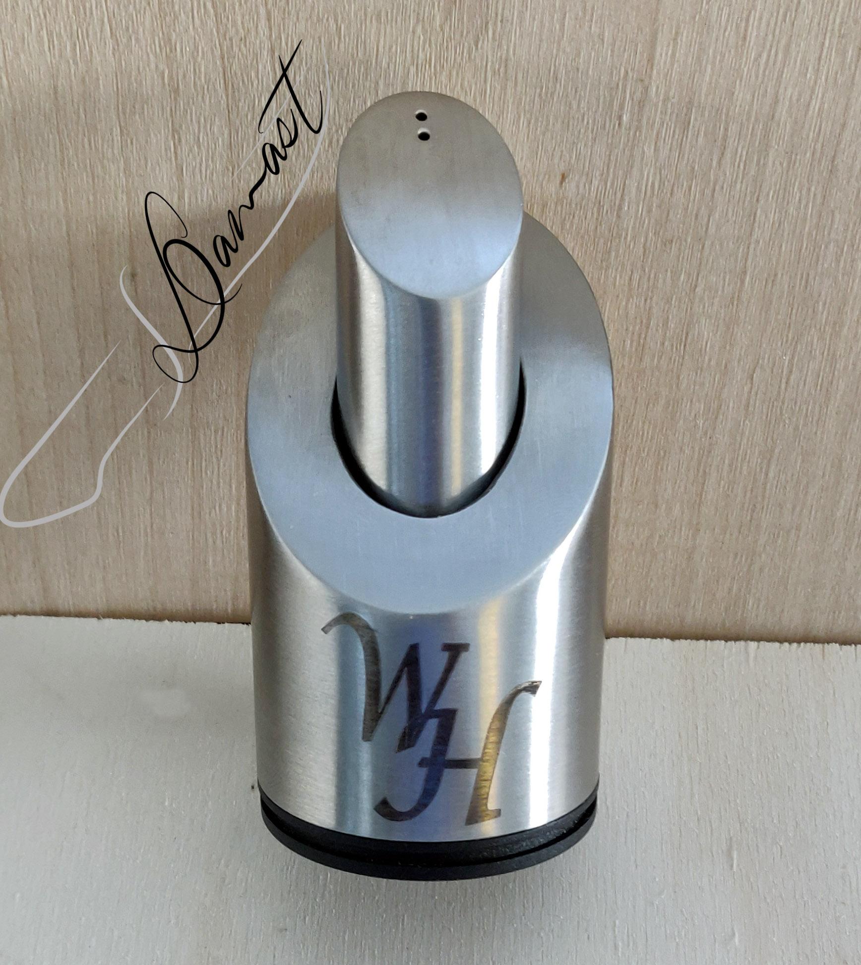 personalisierter Salz und Pfefferstreuer